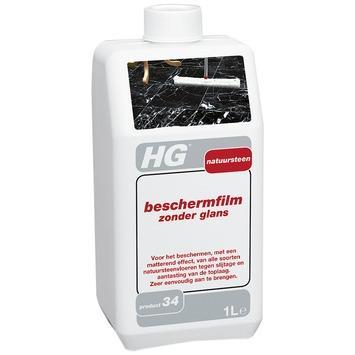 HG beschermfilm zonder glans (mat finish) (product 34) 1L
