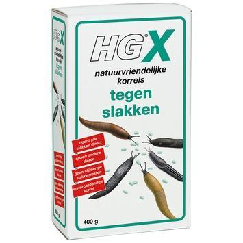 HGX natuurvriendelijke korrels tegen slakken 400 gr