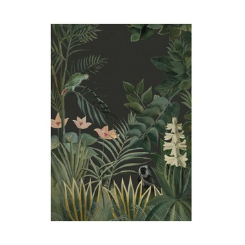 Fotobehang Into the bush (105414)