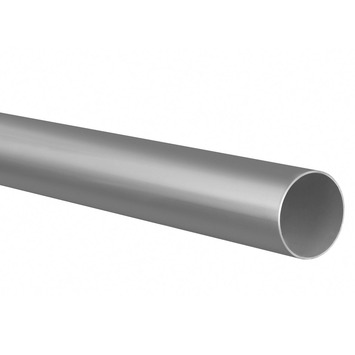 Martens HWA buis grijs Ø 80 mm 2 meter