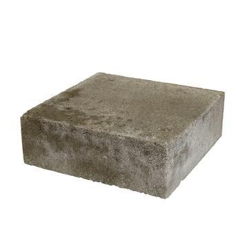 Trommelsteen Beton Plano Grijs 21x21x7 cm - 162 Stuks / 6,48 m2