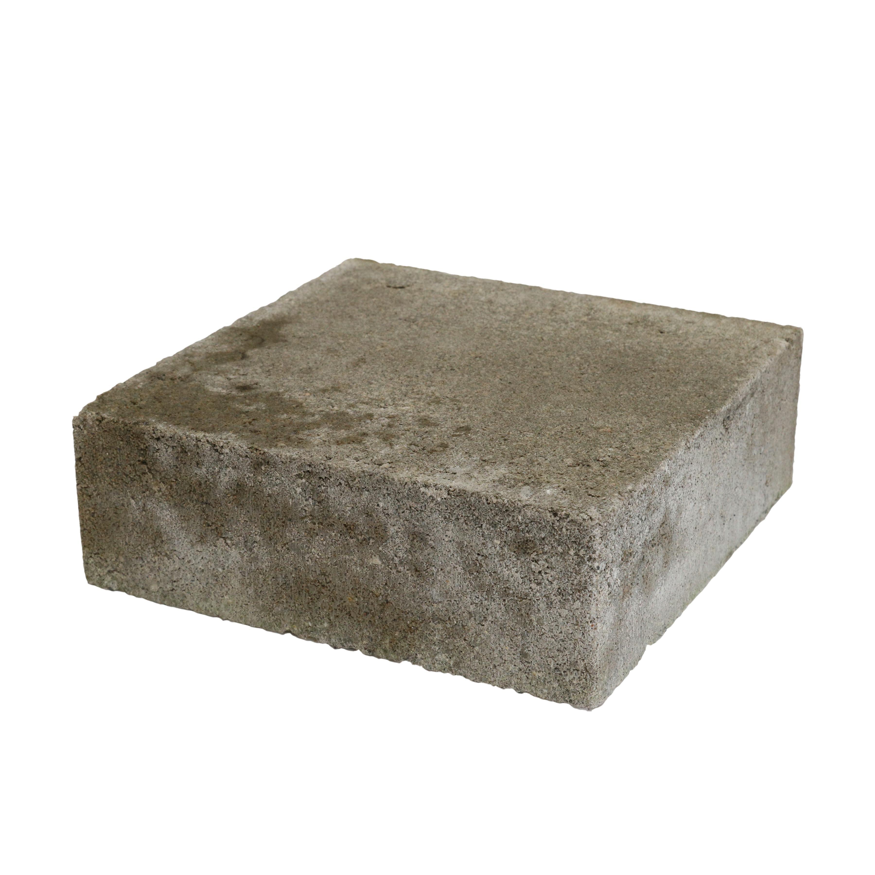 Trommelsteen Beton Plano Grijs 21x21x7 cm - 162 Stuks - 6,48 m2