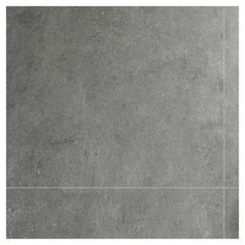 Dumawall+ wandtegel kunststof Polished clear concrete 1,95m² 37,5x65cm 8 stuks