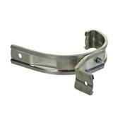 Martens gootbeugel aluminium nr.2 t.b.v. mastgoot 100 mm