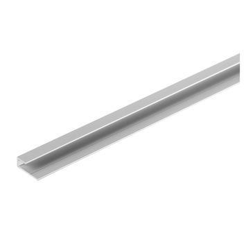 Dumawall+ wandtegel aluminium start-/ eindprofiel 260cm