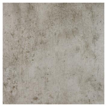 Dumawall+ wandtegel kunststof Dark cement 1,95m² 37,5x65cm 8 stuks