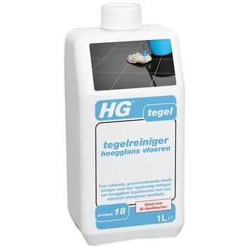 HG tegelreiniger streeploos 1 liter