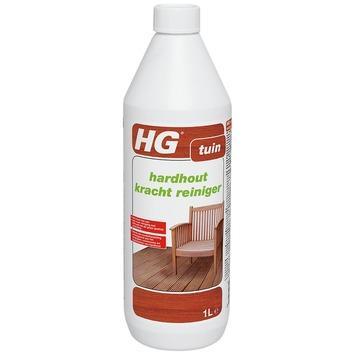 HG hardhout reiniger 1 liter