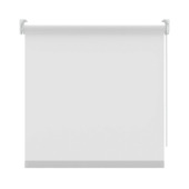 GAMMA rolgordijn uni lichtdoorlatend 833 wit 210x190 cm