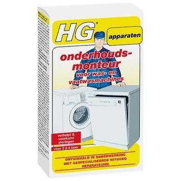 HG onderhoudsmonteur voor (vaat)wasmachines 200 ml