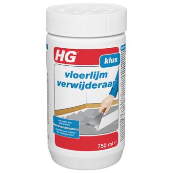 HG vloerlijmverwijderaar 750 ml