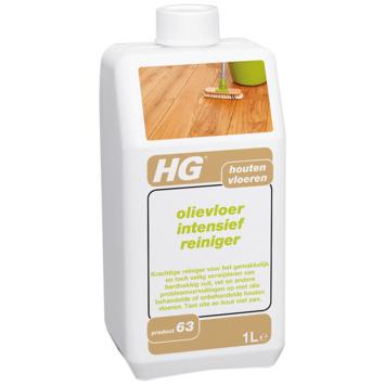 HG hout olievloerreiniger extra sterk 1 liter
