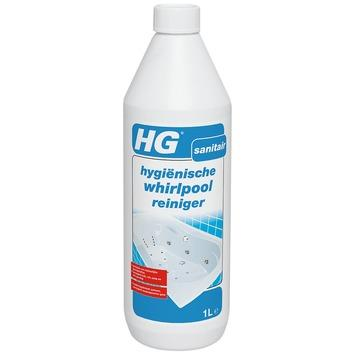 HG hygiënische whirlpoolreiniger 1 liter