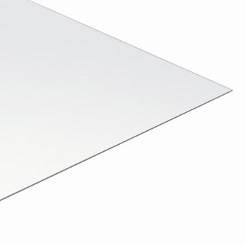 Martens polycarbonaatplaat transparant 50x100 cm 3 mm