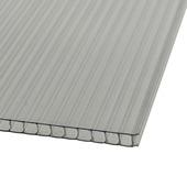 Martens polycarbonaatplaat dubbelwandig transparant 205x105 cm 6 mm