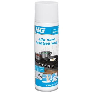 HG tegen nare toiletluchtjes 400 ml