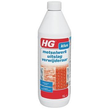 HG uitslagverwijderaar voor metselwerk 1 liter