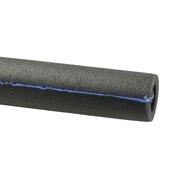 Buisisolatie voor 22 mm buis plakstrip grijs 1 meter