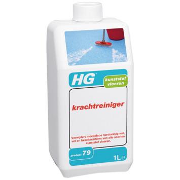 HG kunststofreiniger extra sterk 1 liter
