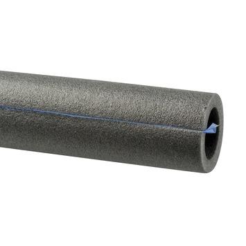 Buisisolatie voor 35 mm buis plakstrip grijs 1 meter
