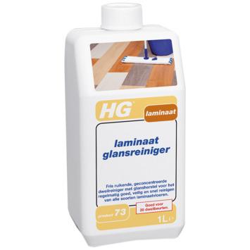 HG laminaatreiniger glans 1 liter