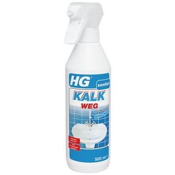 HG kalkweg schuimspray 500 ml