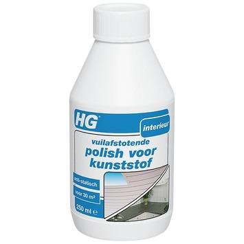 HG vuilafst polish kunststof 0.25L