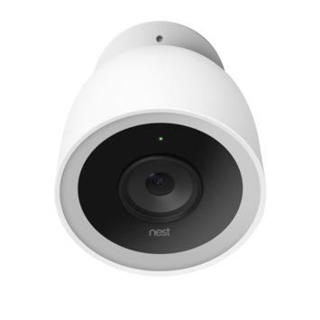 Google Nest Cam IQ Beveiligingscamera Buiten