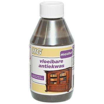 HG antiekwas bruin 0.3L