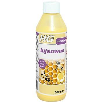 HG bijenwas geel 0.5L