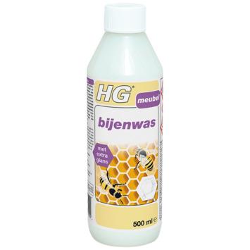 HG bijenwas transparant 0.5L