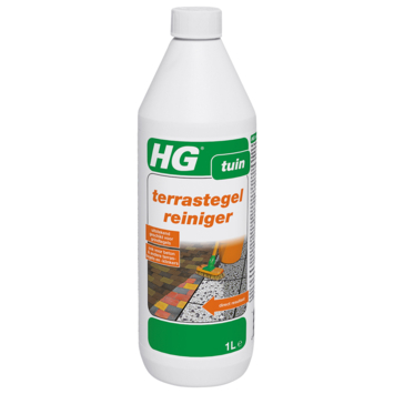 HG terrastegelreiniger 1 liter