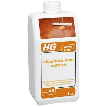 HG vloeibare was naturel 1L