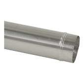 Buis aluminium Ø 100 mm 1 meter