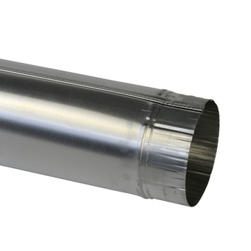 Buis aluminium Ø 110 mm 1meter
