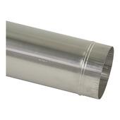 Buis aluminium Ø 130 mm 1 meter