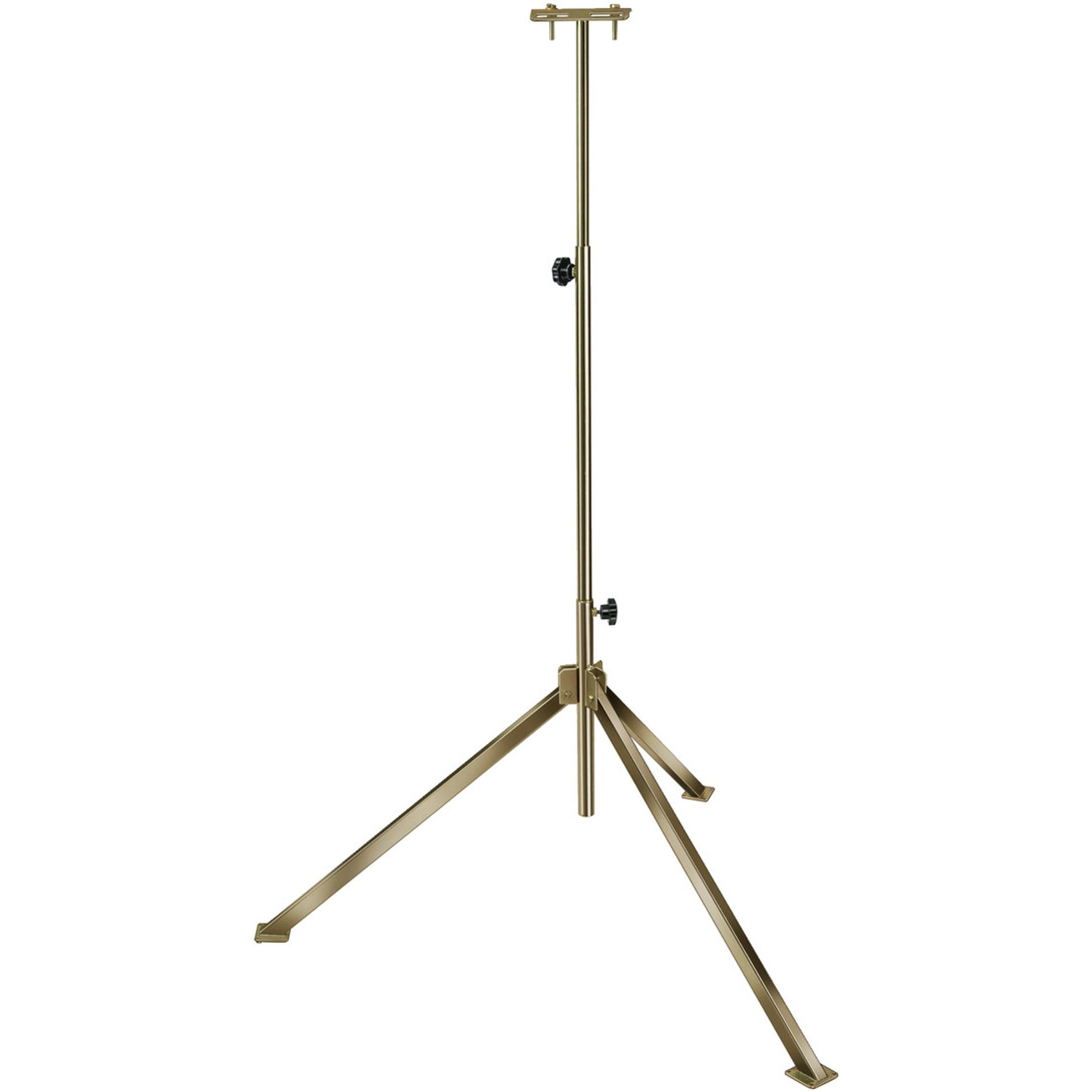 Bouw-telescoopstatief BS 250 voor grote bouwlampen