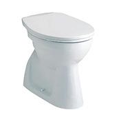 Villeroy & Boch Staand Toilet Omnia Pro Wit Vlakspoel