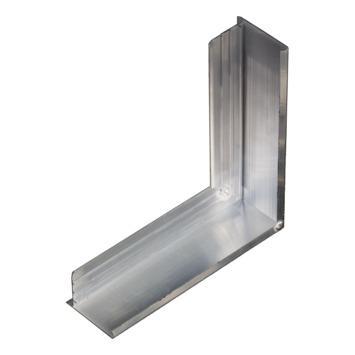 Aquaplan buitenhoek 35 mm 20x20 cm