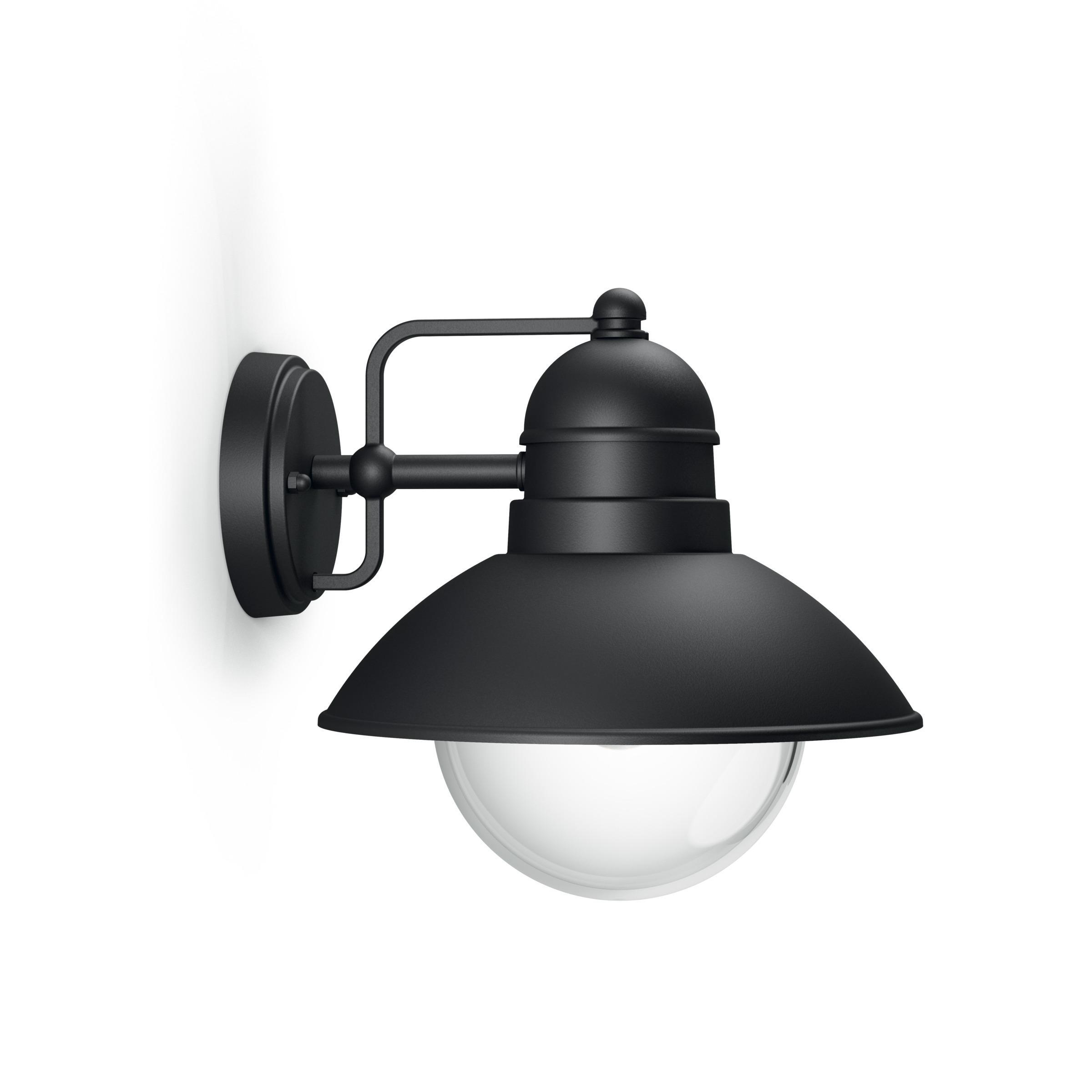 Philips myGarden Hoverfly Wandlamp Zwart