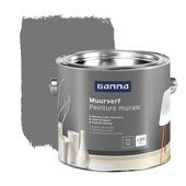 GAMMA muurverf mat nr. 028 Granaat 2,5 liter
