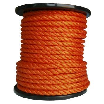 Polypropyleen touw 10mm 50m
