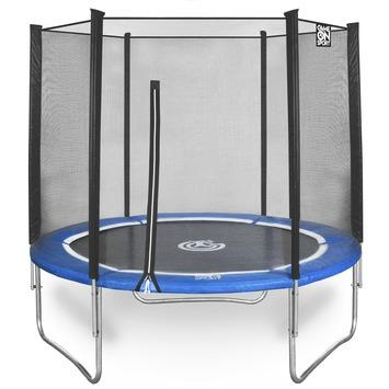 Game On Sport Jumpline Trampoline met veiligheidsnet Blauw 305cm