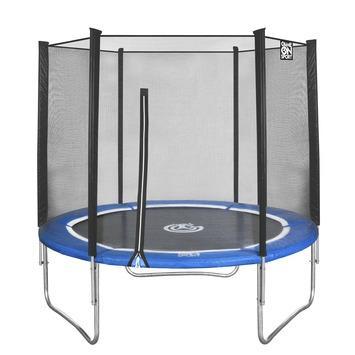Game On Sport Jumpline Trampoline met veiligheidsnet blauw 183cm