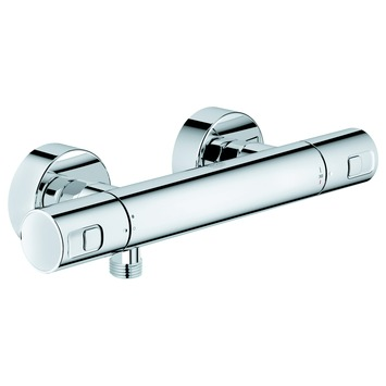 Grohe Thermostatische Douchekraan Precision Joy Chroom 15 cm