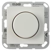 Jung AS 500 inbouw dimmer LED/spaar wit