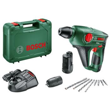 Bosch accuboorhamer Uneo 12 volt 2 accu's