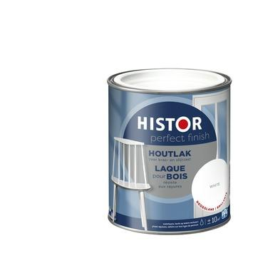 Histor Perfect Finish houtlak 7000 wit hoogglans 750 ml