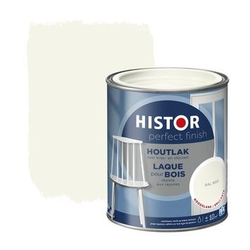 Histor Perfect Finish houtlak RAL 9001 hoogglans 750 ml