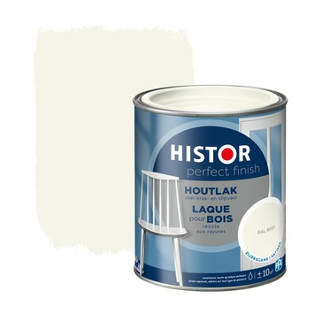 Histor Perfect Finish houtlak RAL 9001 zijdeglans 750 ml